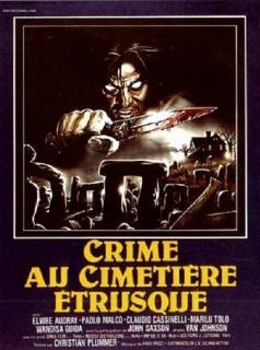 Crime au cimetière étrusque