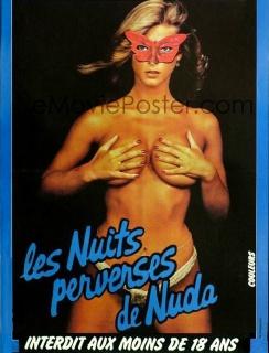 Les nuits perverses de Nuda