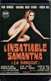 L' insatiable samantha